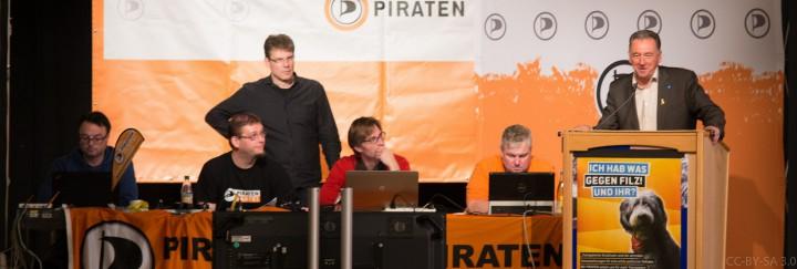 Piratenpartei LPTBY 2013.3 in Sonthofen